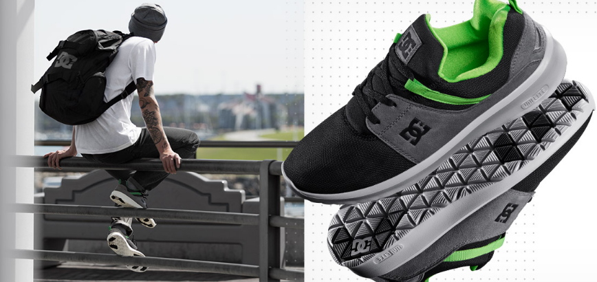 Акции DC Shoes в Лакинске